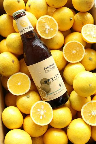 泡からゲップまでオレンジ弾けるフルーツビール 「湘南ゴールド」4月14日オレンジデーより春夏限定発売