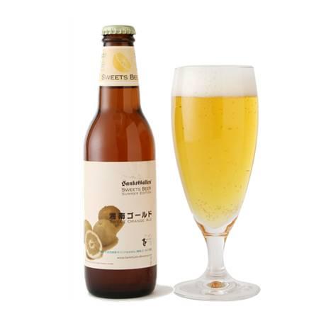 国産フルーツビール売上No.1の神奈川産オレンジ「湘南ゴールド」使用ビールを今年も4月14日オレンジデーより季節限定発売
