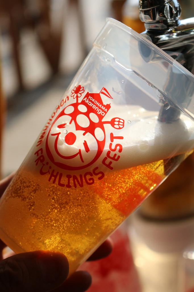 リンゴ95%使用のリンゴ酒「シードル」樽生をGW開催の肉フェス、ヨコハマフリューリングスフェスト会場にて限定販売