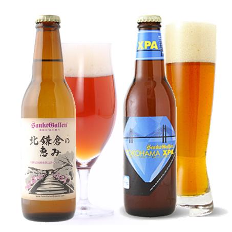 神奈川の天然水仕込みビールセット