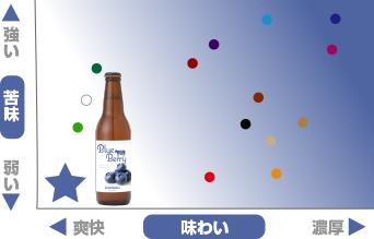 地ビール マトリックス