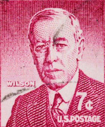 第28代ウィルソン大統領