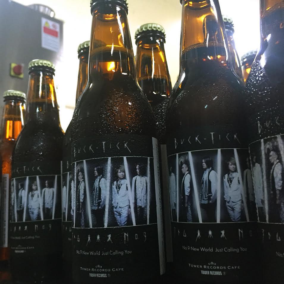 BUCK-TICKオリジナルビール