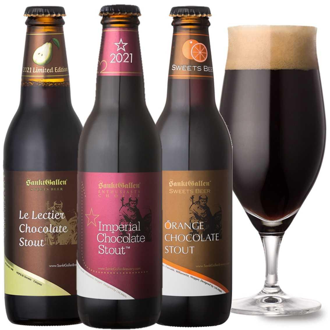 限定チョコビール3種セット