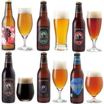 「さくら」入りクラフトビール6種飲み比べセット