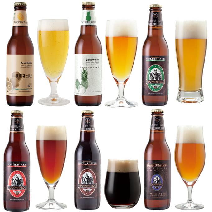 クラフトビール6種飲み比べセット夏Ver